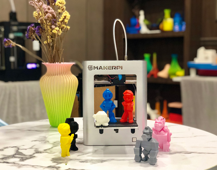 3D Printer, makerpi 3d printer, 3 D Printing Services